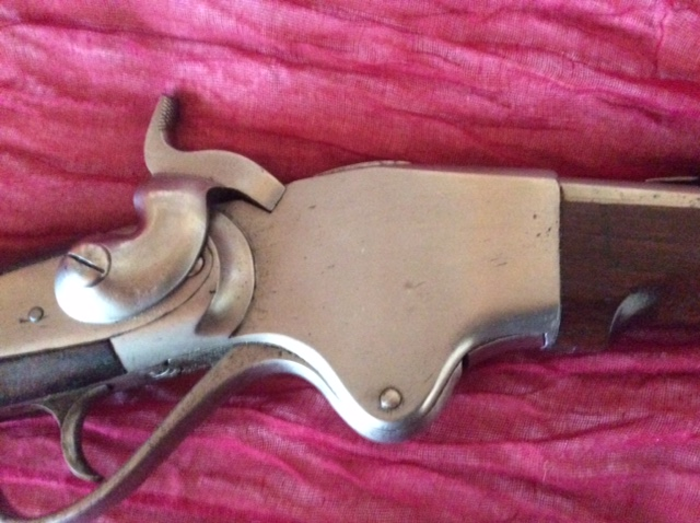 Le SPENCER Rifle Mod 1865 Spence13