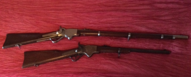 Le SPENCER Rifle Mod 1865 Spence14