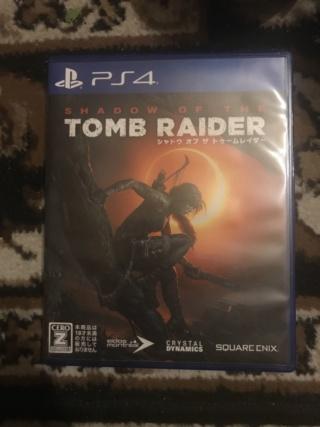 [VDS] Jeux Tomb Raider et Shingeki no Kyojin Version Japonaise  9d247110