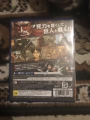 [VDS] Jeux Tomb Raider et Shingeki no Kyojin Version Japonaise  D6b04b10