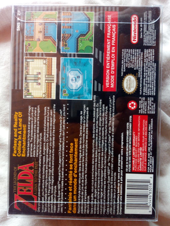 Estim Zelda Link To the past  un peu spécial et jeux snes Img_2037