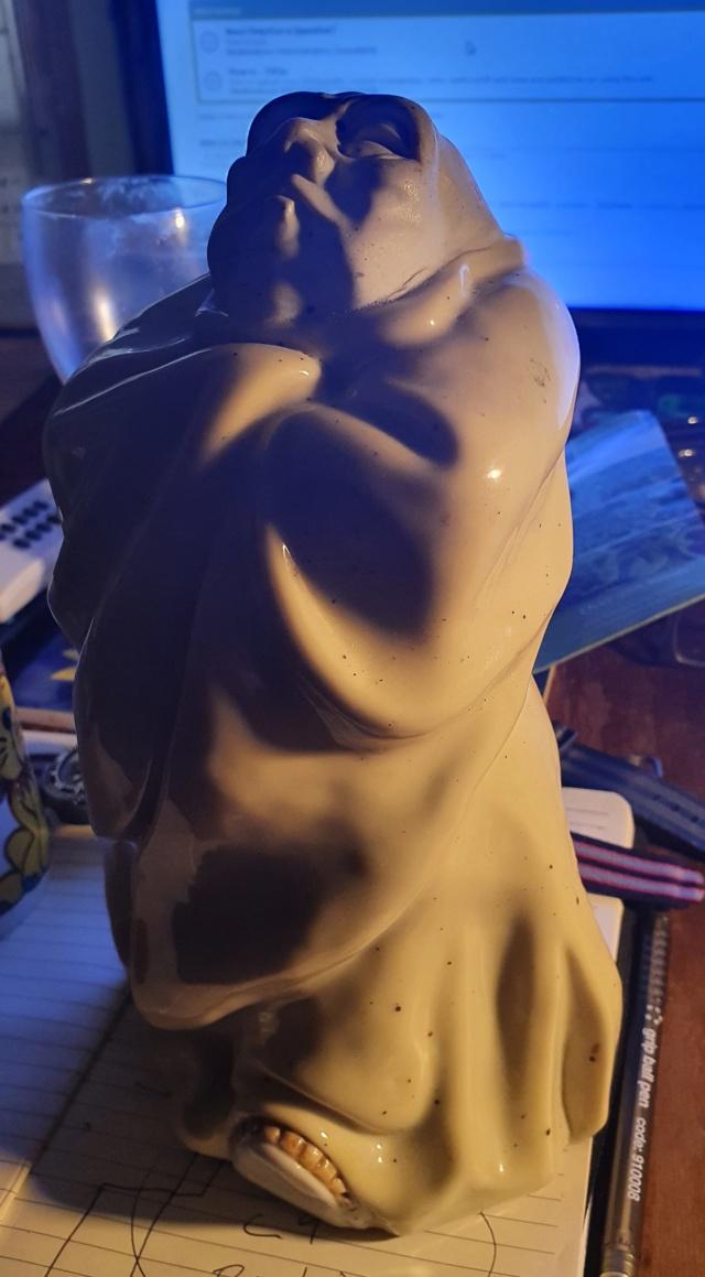 Strange Monk Figure 20210310