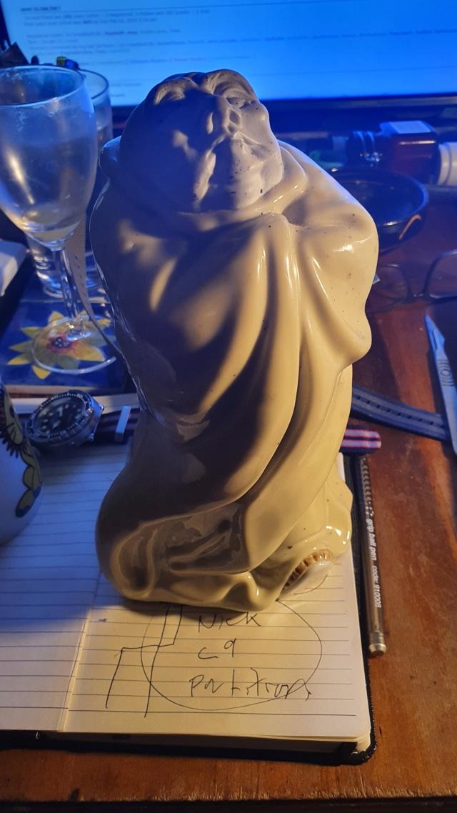Strange Monk Figure 20210311