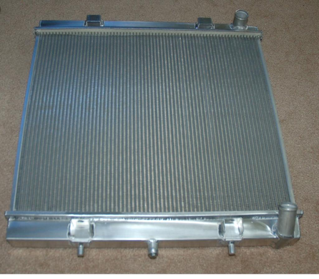 Radiateur de refroidissement moteur 0049f110