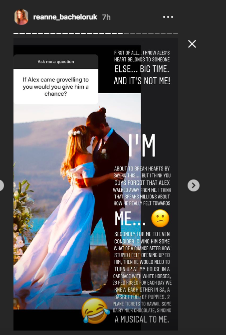 Bachelor UK - Alex Marks - Season 6 - SM - Media - *Sleuthing Spoilers* - Page 8 Screen10