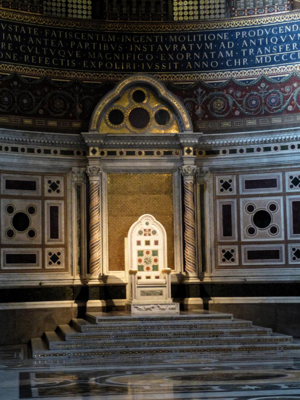 Roma avril 2019  Siege_10