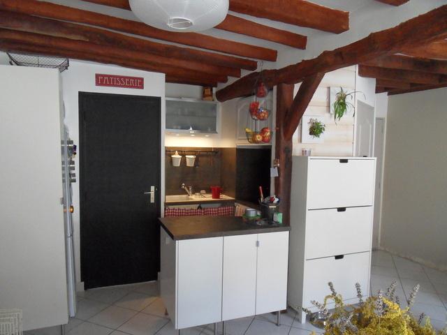 Retour au bercail! Travaux cuisine Sdc12510