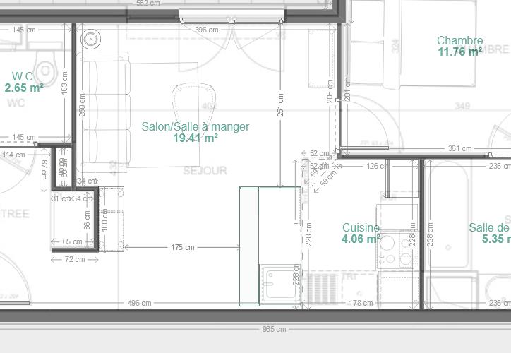 Aide à l'aménagement d'un appartement neuf ! Xbenoi10
