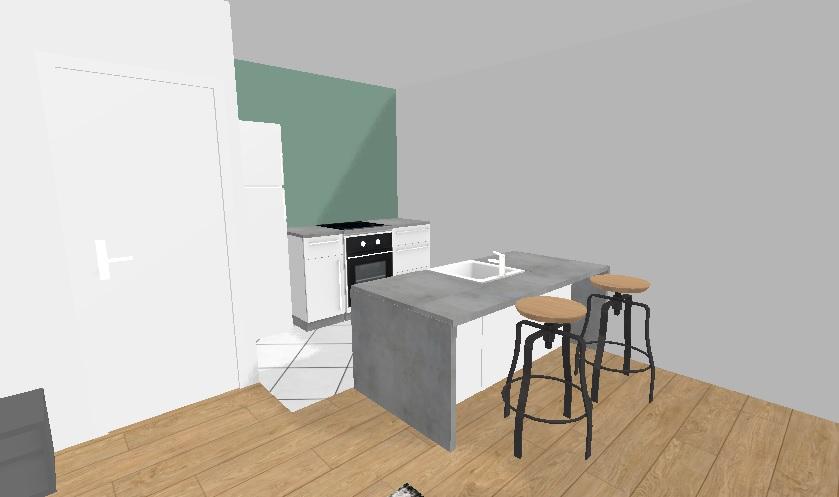 Aide à l'aménagement d'un appartement neuf ! Xbenoi11