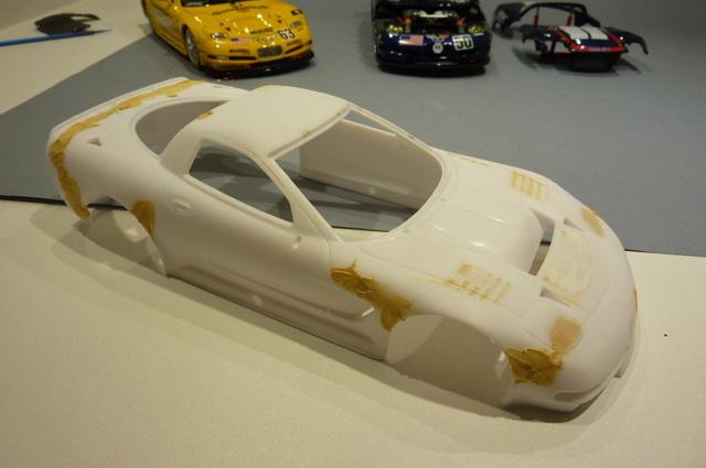 corvette c5 d'origine 01010