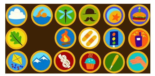 Les Badges de Up ! [2020] S2210