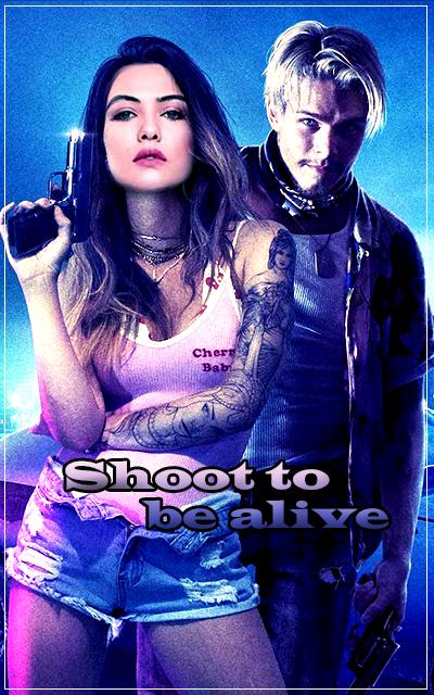 Shoot to be alive - Violette & Jack o_O Shoot10