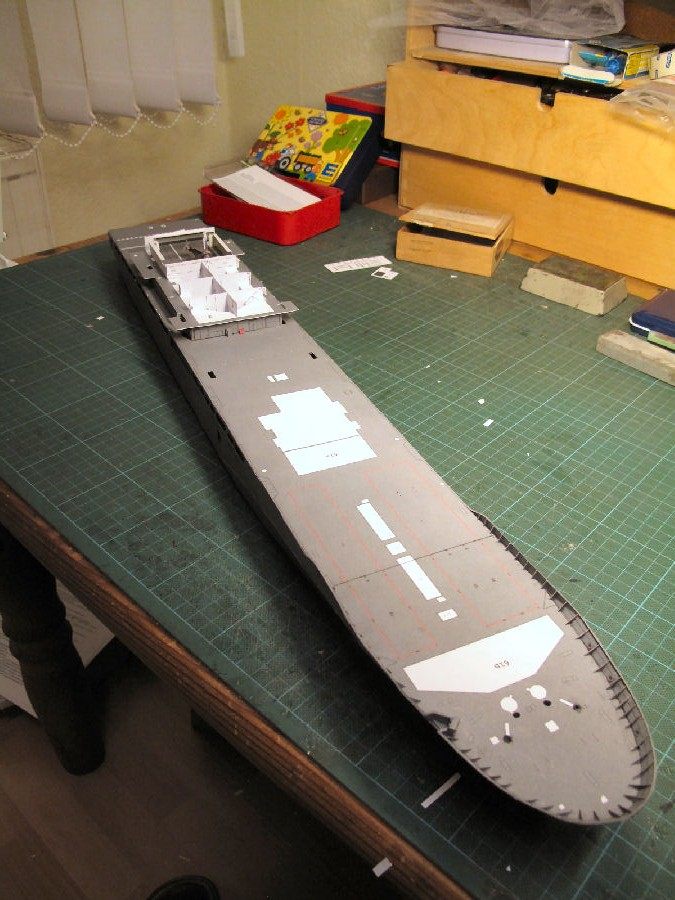 EGV von HMV 1/250 gebaut von Bertholdneuss - Seite 2 Img_0954