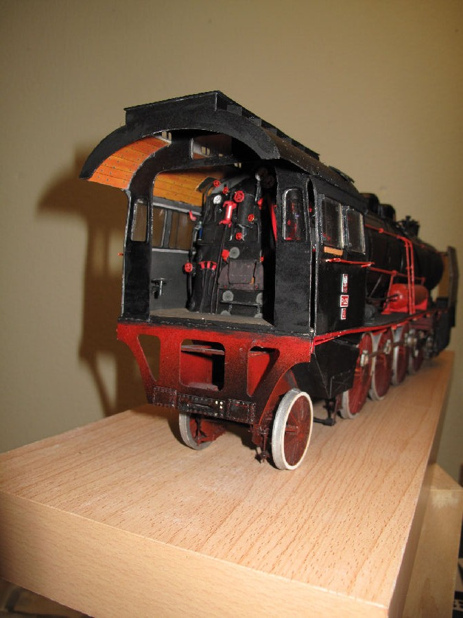 Lok PU29 Angraf 1/25  gebaut von Bertholdneuss - Seite 10 Img_1218