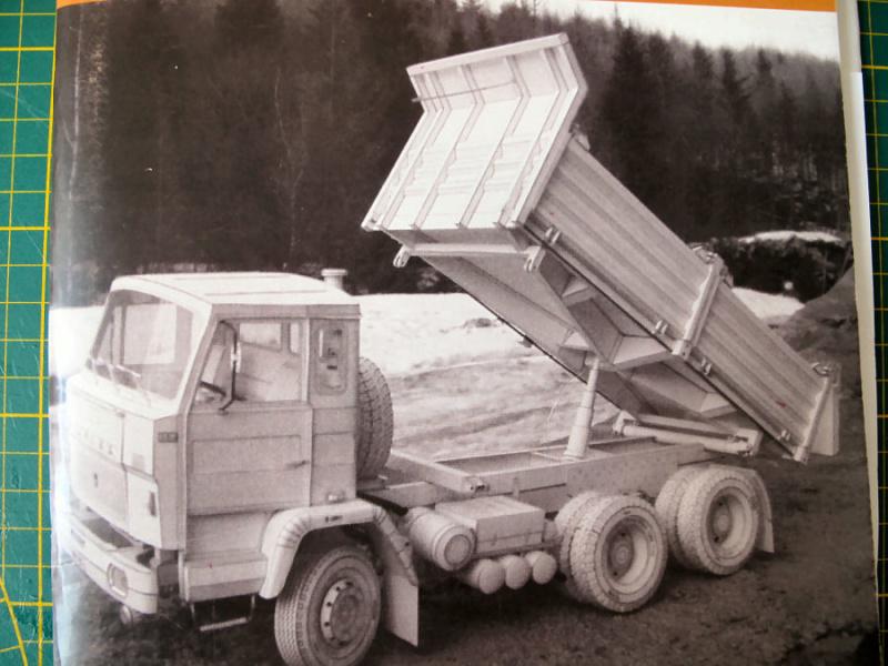 Jelcz W640 JS Kipplaster 1/12,5 ) gebaut von Bertholdneuss Img_1638