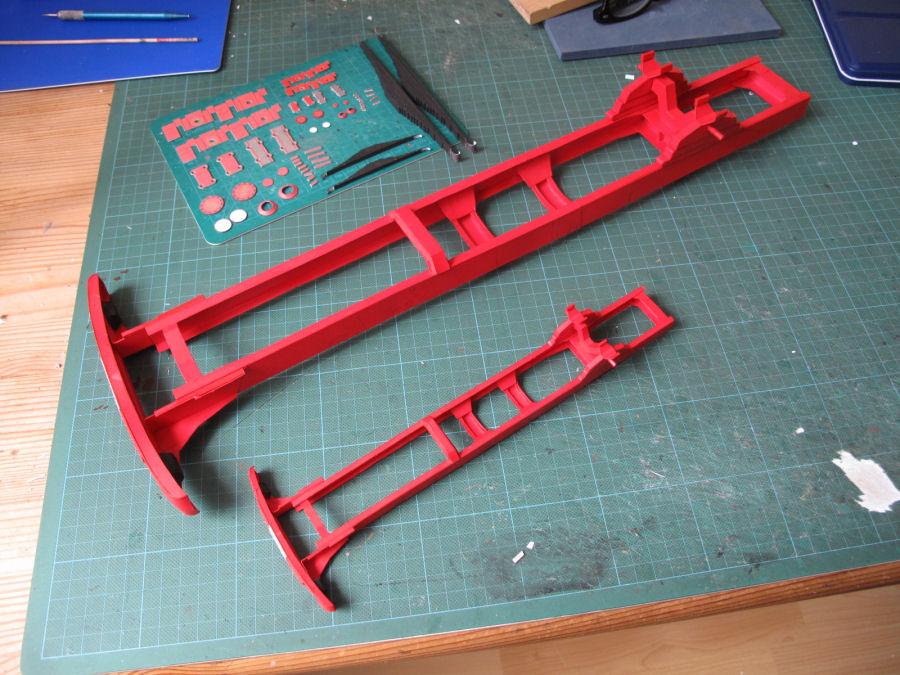 Jelcz W640 JS Kipplaster 1/12,5 ) gebaut von Bertholdneuss Img_1645
