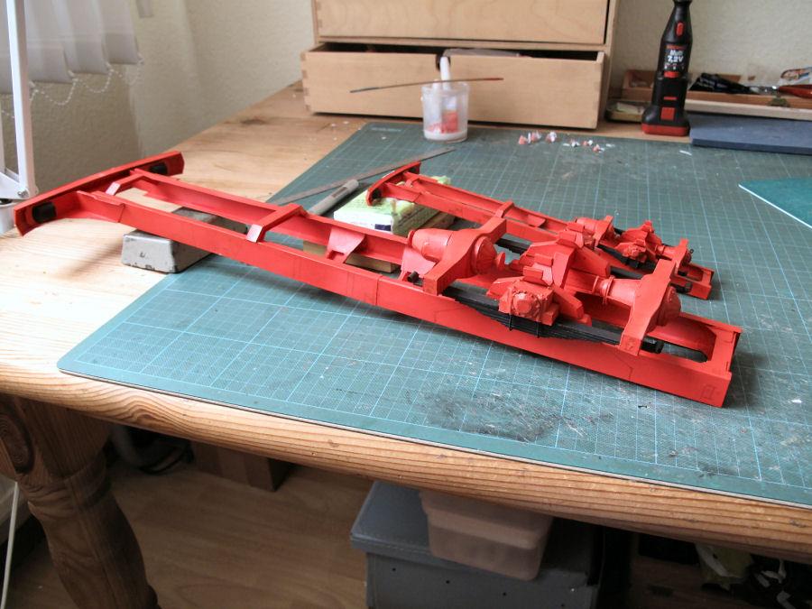 Jelcz W640 JS Kipplaster 1/12,5 ) gebaut von Bertholdneuss Img_1654