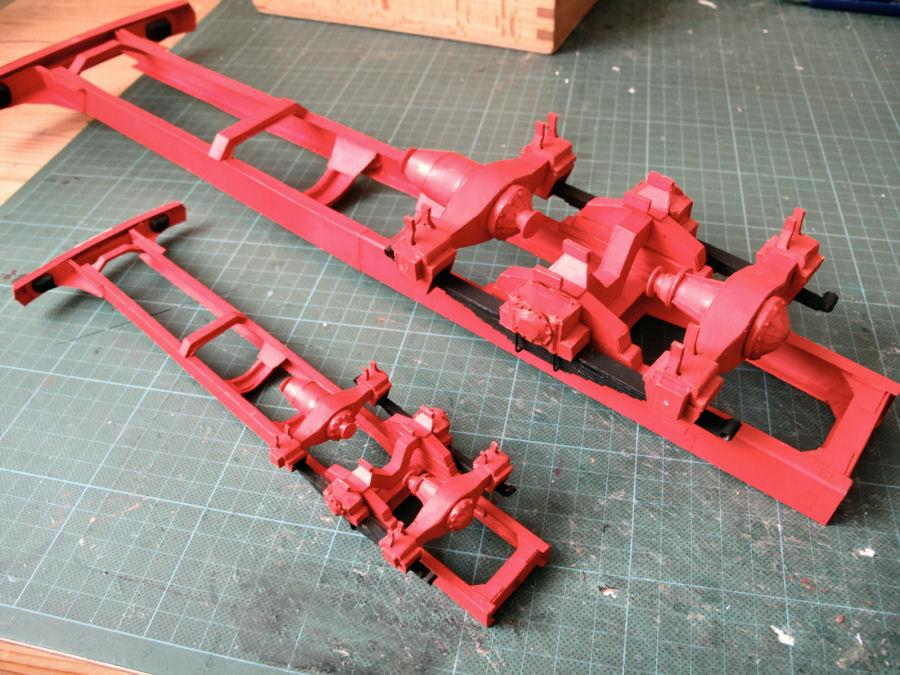 Jelcz W640 JS Kipplaster 1/12,5 ) gebaut von Bertholdneuss Img_1659