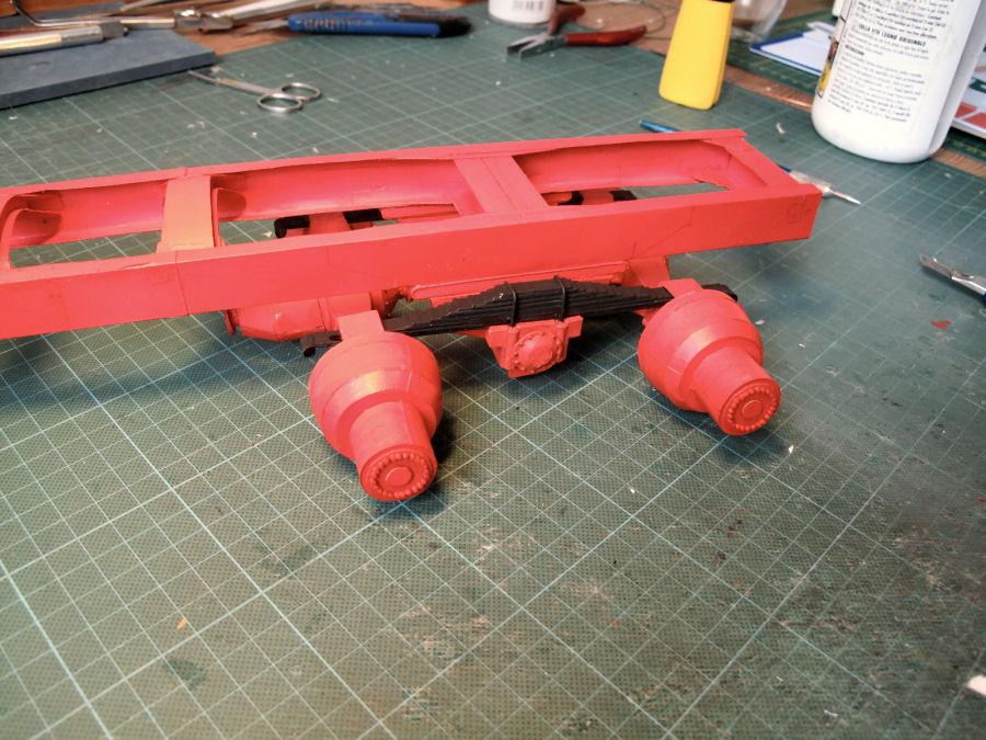 Jelcz W640 JS Kipplaster 1/12,5 ) gebaut von Bertholdneuss Img_1661