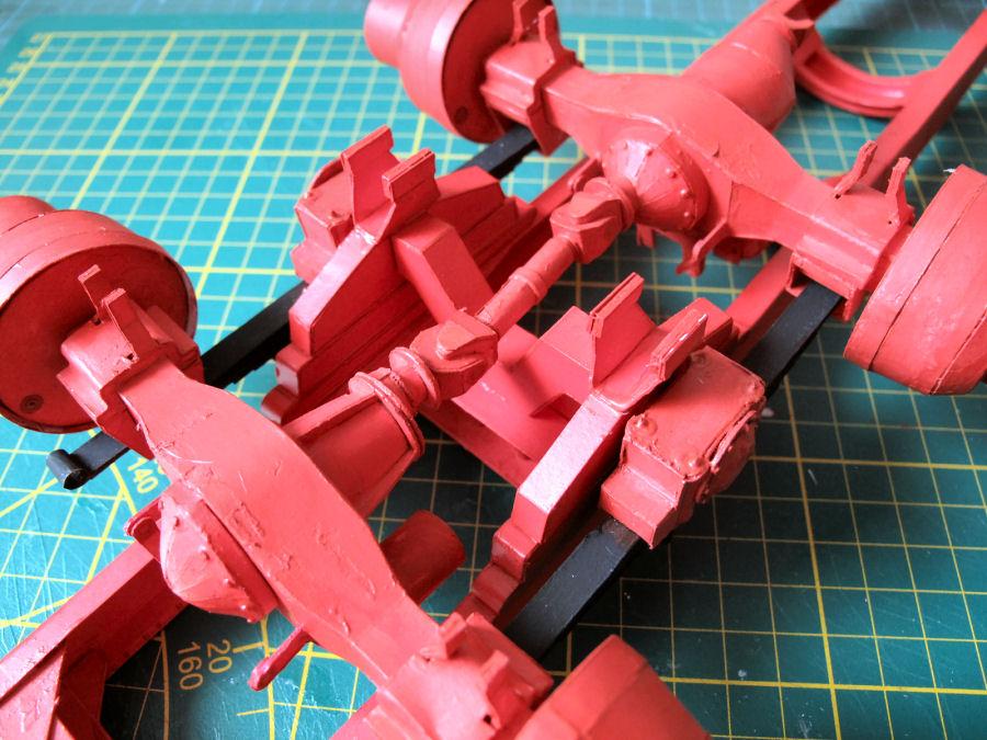 Jelcz W640 JS Kipplaster 1/12,5 ) gebaut von Bertholdneuss Img_1666