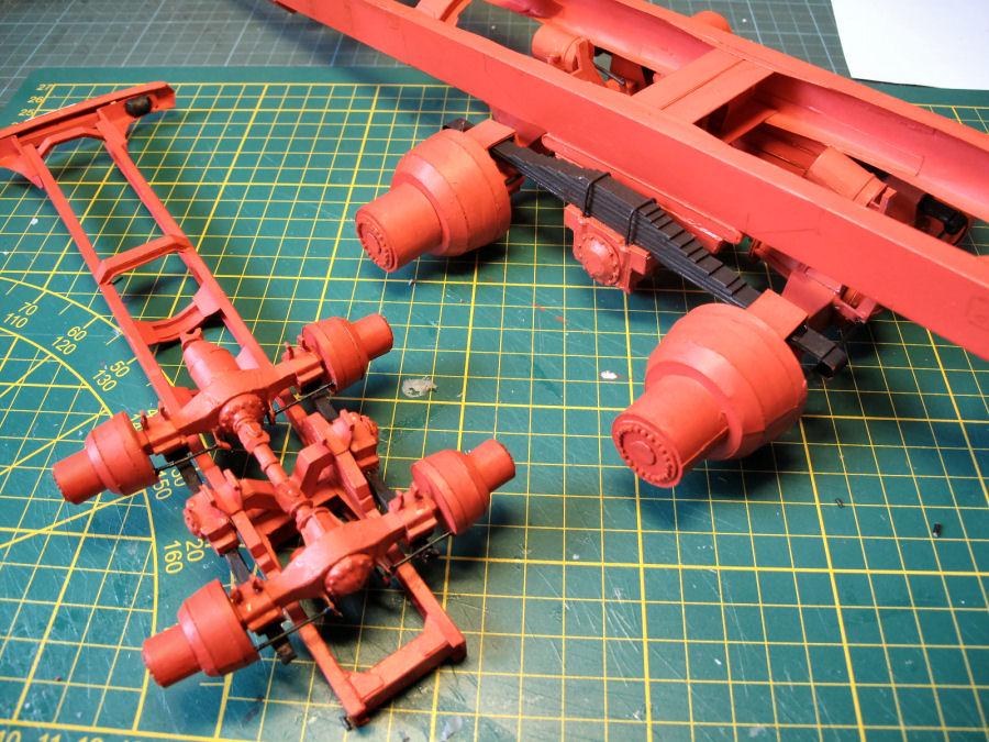 Jelcz W640 JS Kipplaster 1/12,5 ) gebaut von Bertholdneuss Img_1670