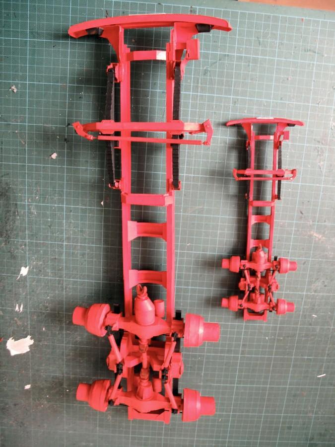 Jelcz W640 JS Kipplaster 1/12,5 ) gebaut von Bertholdneuss Img_1712