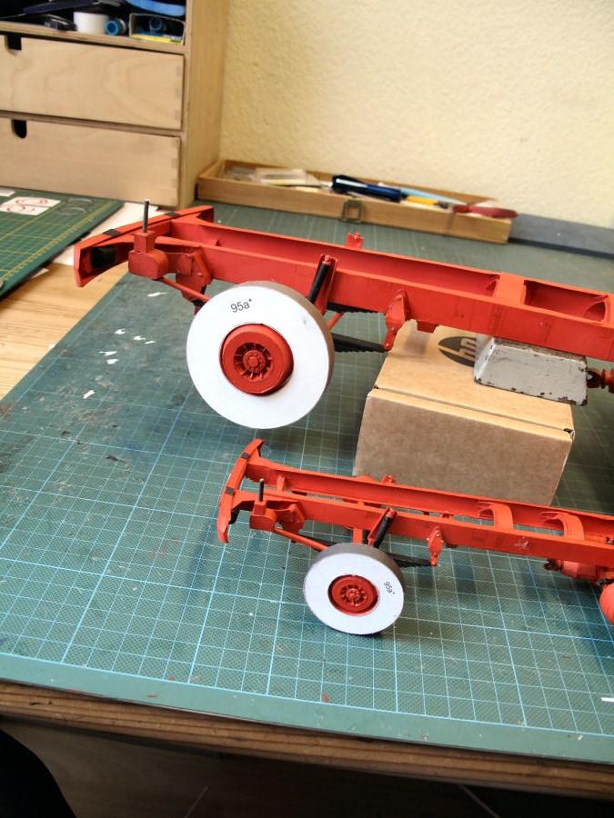 Jelcz W640 JS Kipplaster 1/12,5 ) gebaut von Bertholdneuss Img_1722