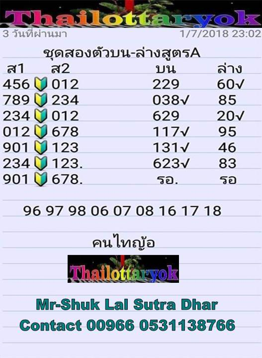Mr-Shuk Lal 100% Tips 16-07-2018 - Page 10 Diogra21