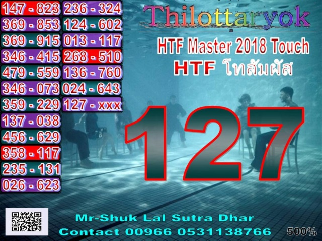 Mr-Shuk Lal 100% Tips 16-10-2018 - Page 5 Master21