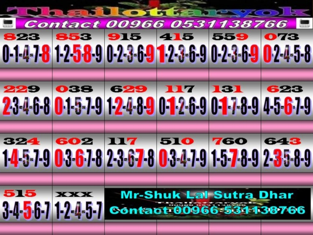 Mr-Shuk Lal 100% Tips 16-11-2018 - Page 2 Non_pa31