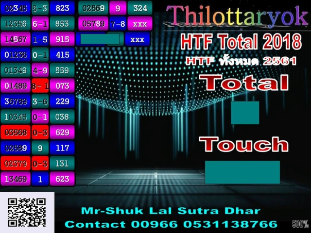 Mr-Shuk Lal 100% Tips 16-08-2018 - Page 5 Total_28