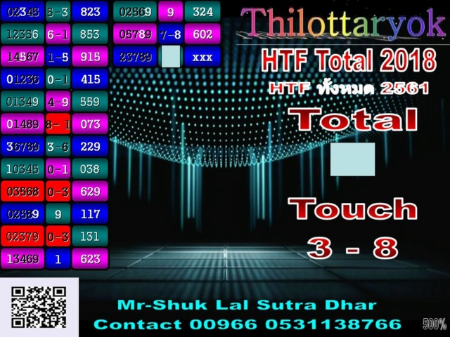 Mr-Shuk Lal 100% Tips 16-08-2018 - Page 12 Total_30