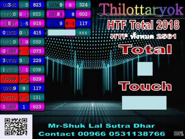 Mr-Shuk Lal 100% Tips 01-09-2018 - Page 3 Total_34