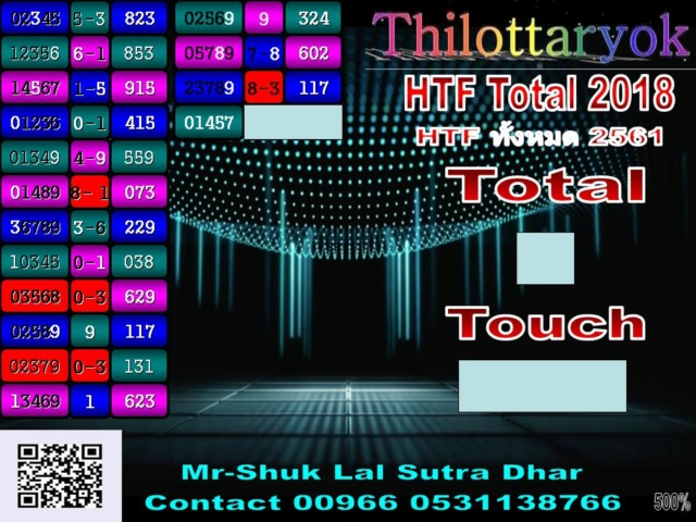 Mr-Shuk Lal 100% Tips 01-09-2018 - Page 3 Total_35