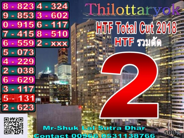 Mr-Shuk Lal 100% Tips 16-09-2018 Total_37