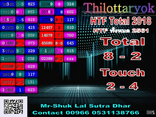 Mr-Shuk Lal 100% Tips 16-11-2018 - Page 2 Total_41