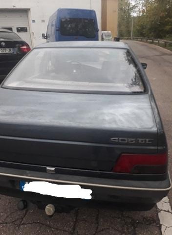 Projet d'achat d'une 405 GL de 1992 12039210