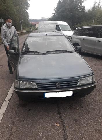 Projet d'achat d'une 405 GL de 1992 12042910