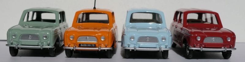 dinky ATLAS Renault 4L Renaul10