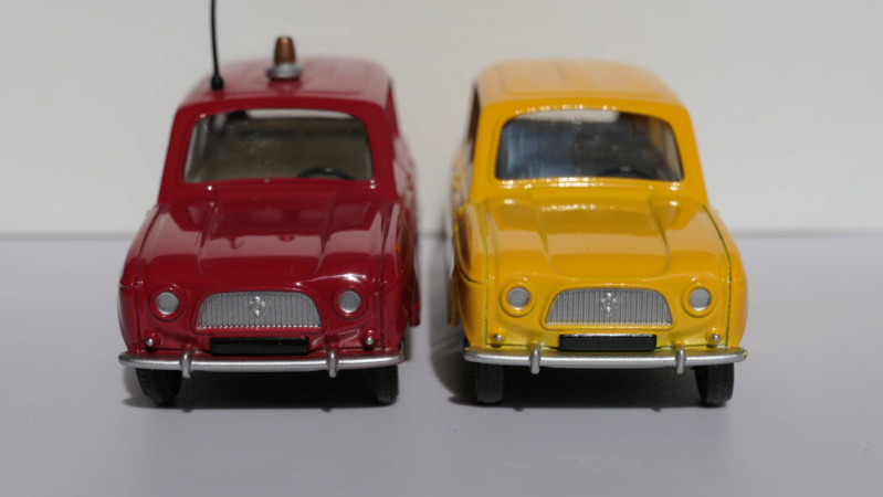 dinky ATLAS Renault 4L Renaul12