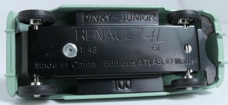 dinky ATLAS Renault 4L Renaul15