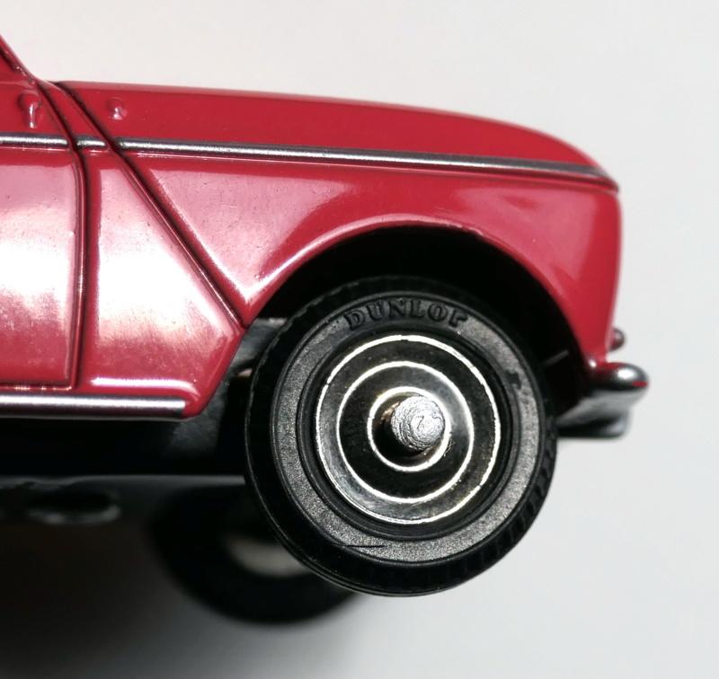 dinky ATLAS Renault 4L Renaul16