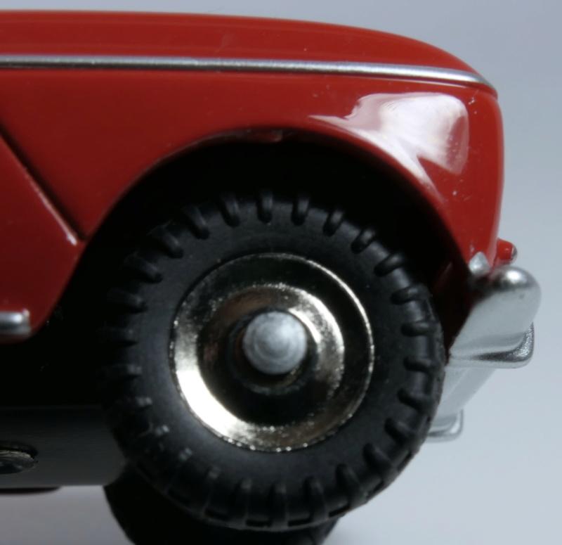 dinky ATLAS Renault 4L Renaul18