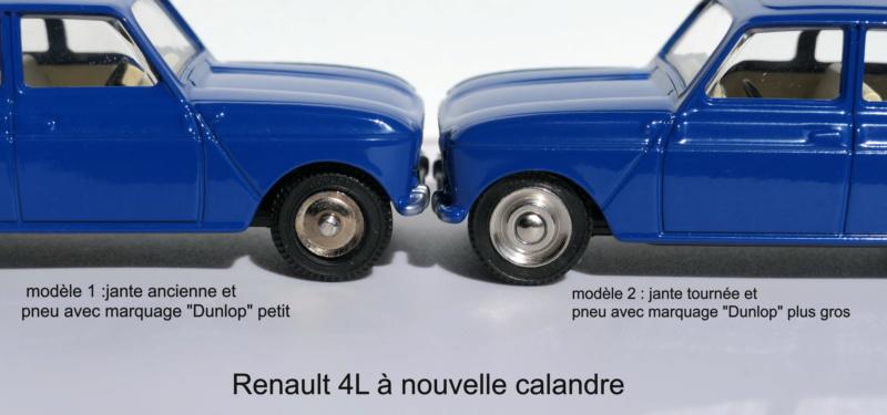 dinky ATLAS Renault 4L Renaul26