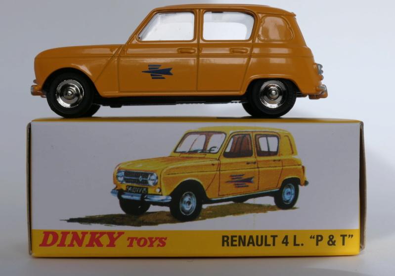 dinky ATLAS Renault 4L Renaul27