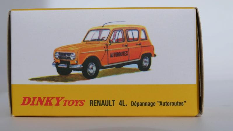 dinky ATLAS Renault 4L Renaul28