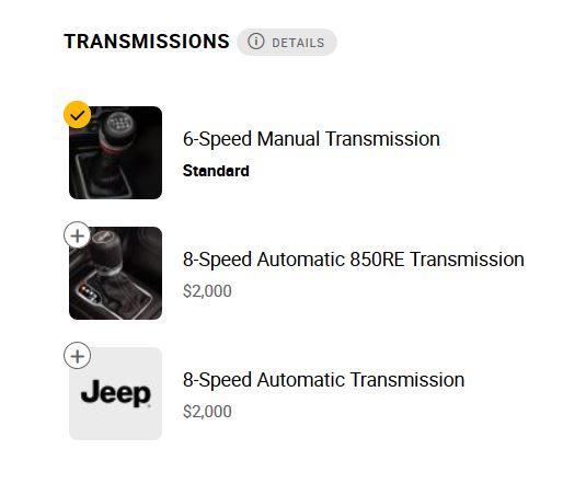 Dilemma fra JL 3 porte o 5 porte e tra 2.2 turbo diesel e 2.0 turbo benzina - Pagina 2 Cambio11