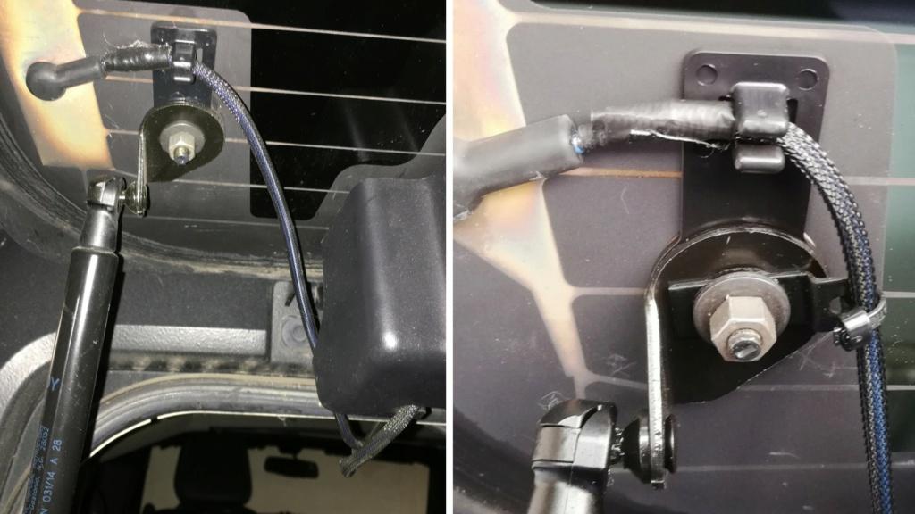 pistoncini vetro posteriore Confro15