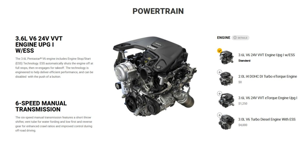 Dilemma fra JL 3 porte o 5 porte e tra 2.2 turbo diesel e 2.0 turbo benzina - Pagina 2 Jeep11
