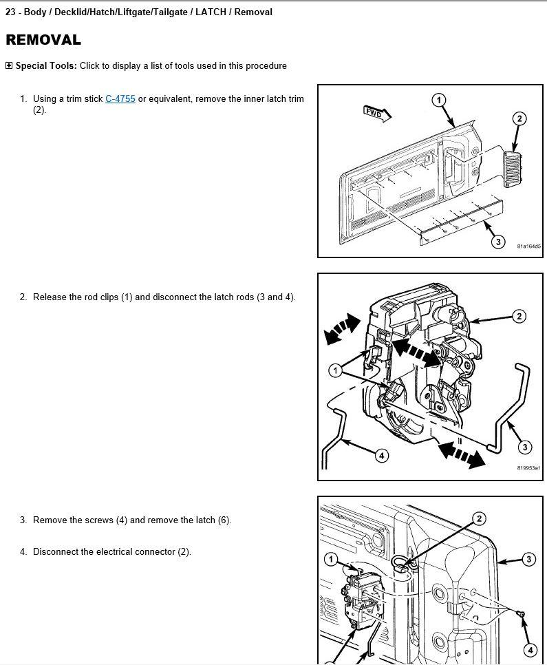 Sensori chiusure portiere Help M210